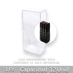 Markers Caja-Dispenser Touch