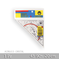 Escuadra Multifuncional 45/90o