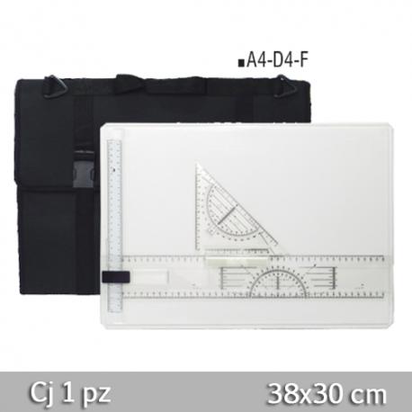 Tabla Portatil Dibujo A4