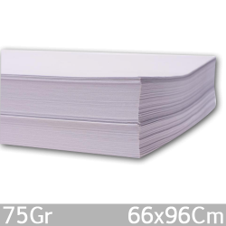 Papel Bond 66x96 250 Hojas