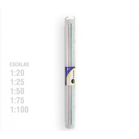 Escalimetro 1:20-25-50-75-100