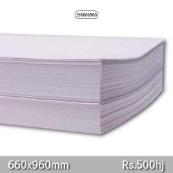 Papel Bond 24 66x96 500 Hojas