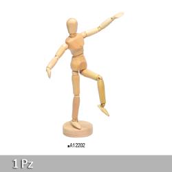 Maniqui Articulado masculino 20 Cms