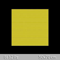 Cartón MicroColor Amarillo Bandera